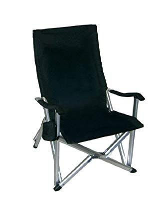 World Outdoor Products New Rustproof Design Luxury Black Lightweight Aluminum Folding Lawn Chair Featuring Lawn Chairs Folding Chair Wrought Iron Patio Chairs