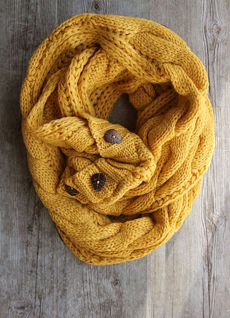 NEW Lightweight Perfect Scarf Mustard Fall Scarf by Northernly