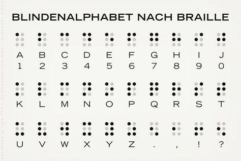 Braille deutsch