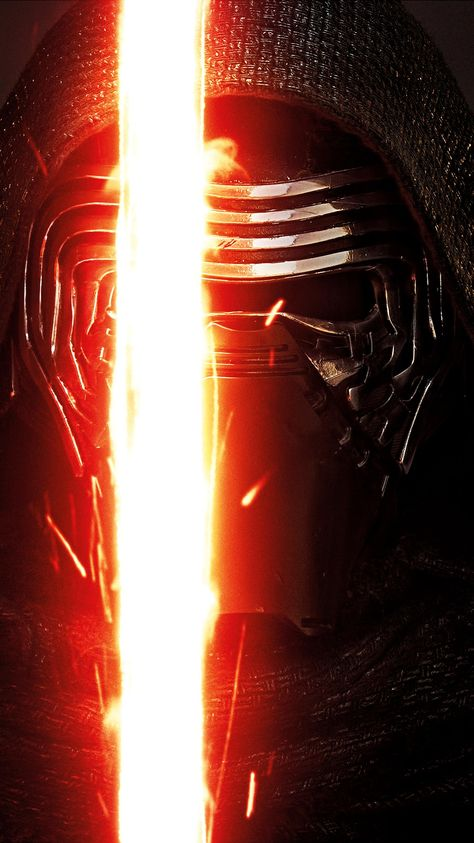 Star Wars: The Force Awakens (2015) Phone Wallpaper | Moviemania