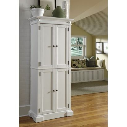 Pantry Cabinet...from Target $570 (a little pricey, but ...