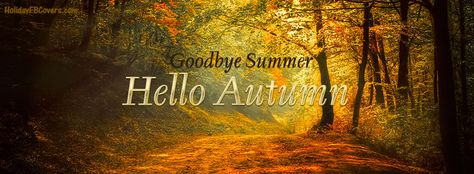 Everyone Must Take Time To Sit And Watch The Leaves Turn Facebook Cover |  AUTUMN FALL FACEBOOK COVERS AND PICTURES | Pinterest | Facebook, Cover  Photos And ...