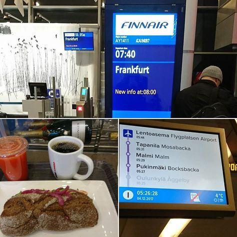 advent Huomenta Helsingistä....