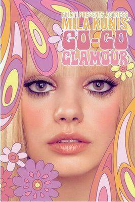 hippie makeup 489203578271442234 - Mila Kunis fashion Source by astrolemocker Mila Kunis, 70s Aesthetic, Aesthetic Vintage, Retro Makeup, Vintage Makeup Ads, Patti Hansen, Retro Mode, Decor Inspiration, Photo Wall Collage