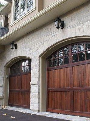 Stain Grade Overhead Doors Dutchess Overhead Doors, Inc.