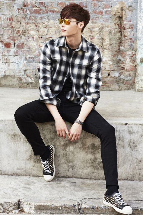 Korean Magazine Lovers : Photo- Lee Jong Suk