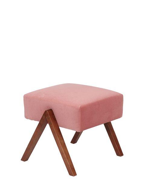 Retrostar Fusshocker Velvet Rosa Just Pink Pinterest