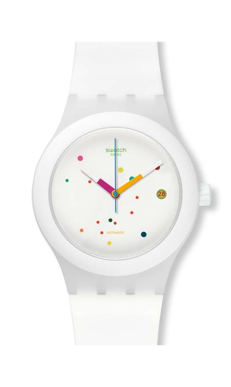 Discover the Swatch watches matching your search: White, Plastic, Rubber, Silicone. All the Swatch watches are in the Swatch Finder of Swatch United States.