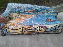 mosaic couch Google Search | Mosaik