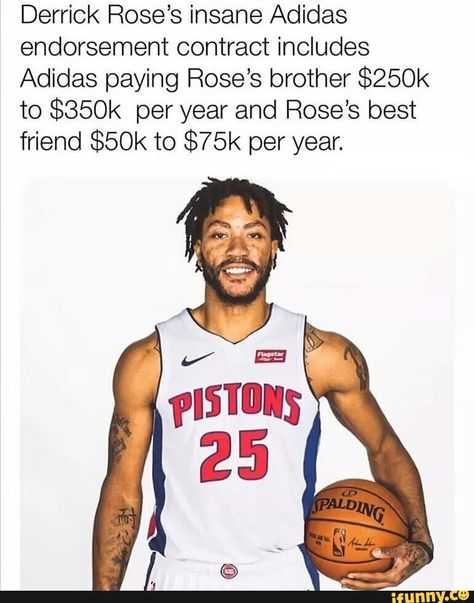 adidas derrick rose brother