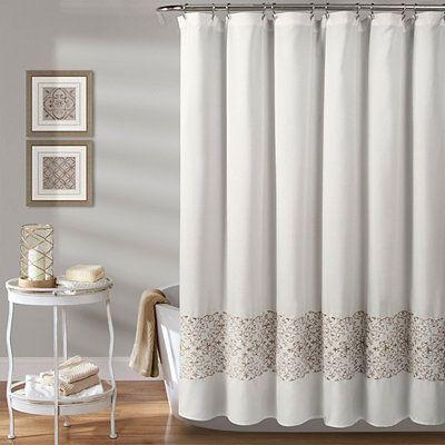 bb25fbc6f21a0a64e59b170577fc5337 - Better Homes And Gardens Medallion Shower Curtain