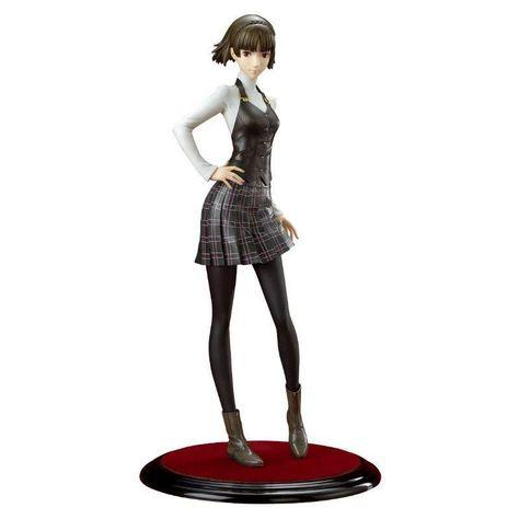 WAVE DreamTech Persona 5 Makoto Niijima 1//8 Complete Figure