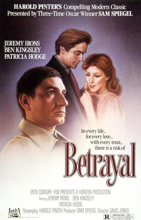 Betrayal (1983) - Jeremy Irons DVD
