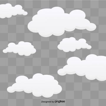 Beautiful White Clouds Beautiful Baiyun Clouds Png Transparent Clipart Image And Psd File For Free Download In 2020 Cloud Vector Png Cartoon Clouds Cloud Vector