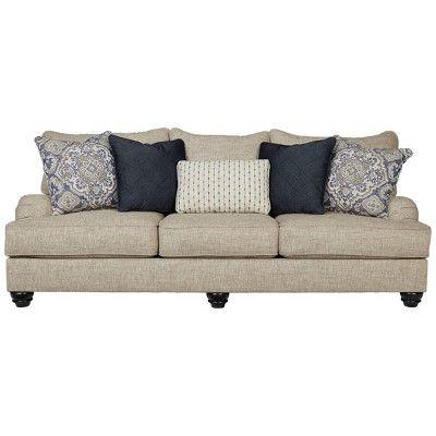 Reardon Sofa Stone Signature Design By Ashley In 2020