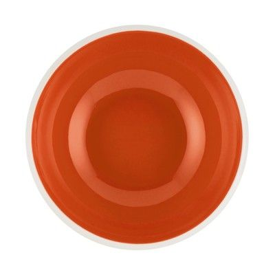 Rachael Ray Rise Serving Bowl Orange Serving Bowls Rachael Ray