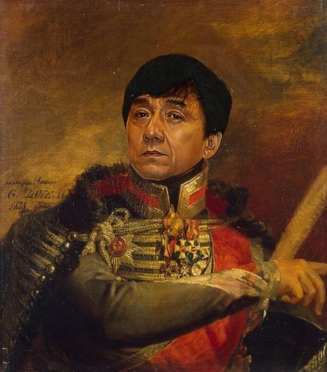 Steve Payne - Jackie Chan