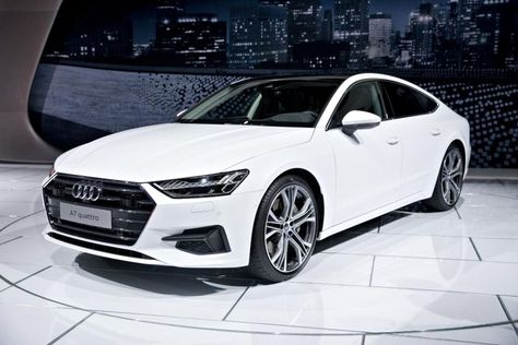 Cars Discover Why The New Audi Might Make You Rethink Buying That SUV Its sleek quick loaded with technology and stands out in a crowded parking lot of boxy people movers. Audi A7, Bmw I3, Toyota Prius, Toyota Fj Cruiser, Land Cruiser, My Dream Car, Dream Cars, Carros Audi, Lux Cars