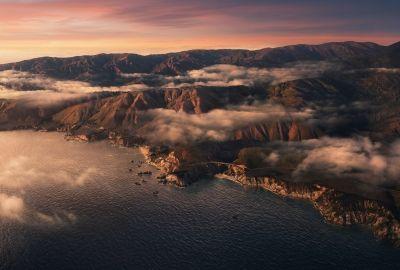 Macos Big Sur Daylight Wallpaper 7 In 2020 Big Sur 8k Wallpaper Clouds
