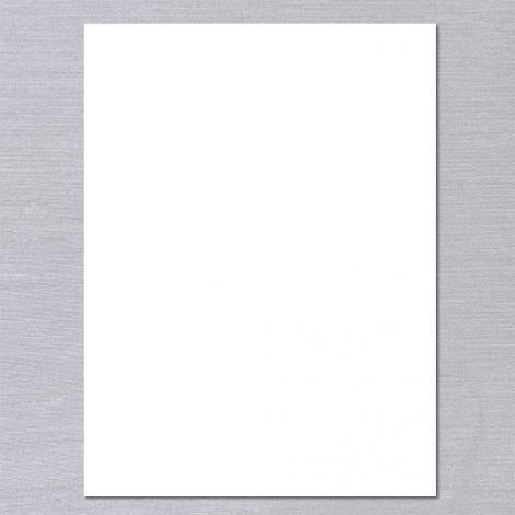 28 Lb Pearl White Crane S Crest 8 1 2 X 11 Sheet White Crane