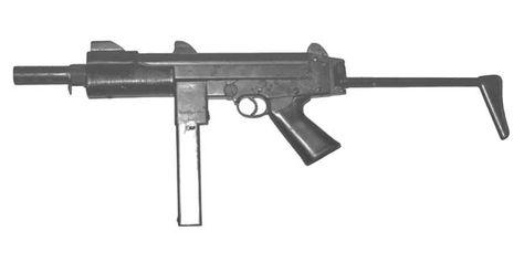 fal based submachine guns from imbel s f brica de itajub smg rh pinterest co uk KWA KRISS Vector GBB Kriss Vector SBR