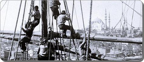 Gemiciler - 1910 lar