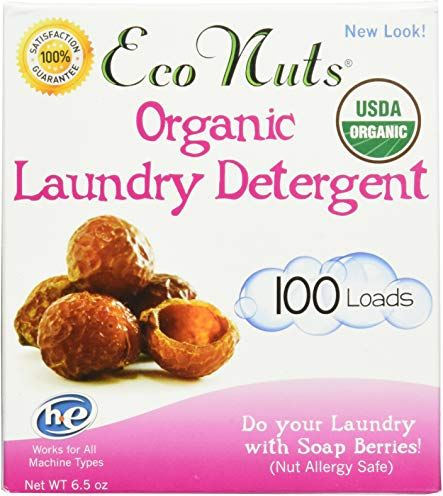 Eco Nuts Organic Laundry Detergent Laundry Detergent Powder