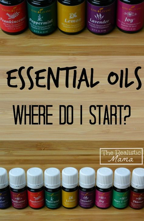 Essential Oils, everything you need to know simplified!