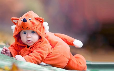 65+ Cute Baby Wallpapers