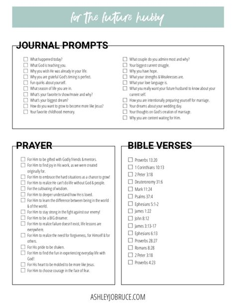 Dear Future Husband // How I Write & Pray for my Future Hubby — Ashley Jo Bruce - Inspiration for Young Christian Living wedding future husband Dear Future Husband // How I Write & Pray for my Future Hubby Praying For Future Husband, Future Husband Quotes, Prayer For Husband, Future Husband Qualities, Godly Relationship, Relationships, New Quotes, Pray Quotes, Quotes Marriage
