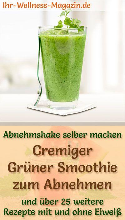 Gruener Smoothie Rezepte