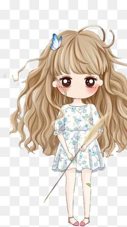 Cartoon Cartoon Girl Png Free Download Desenhos Animados De Menina Desenhos Bonitos Desenho De Menina Pequena