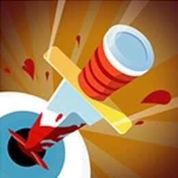 لعبة رمي السكاكين الى الهدف Knife Hitting Throw Knife Hit Target Outdoor Decor Decor Wind Sock