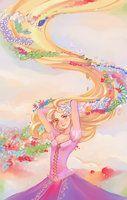 Rapunzel by hachiyuki