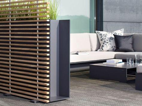RIVA LOUNGE Loungegruppe für Garten und Terrasse von Conmoto HPL