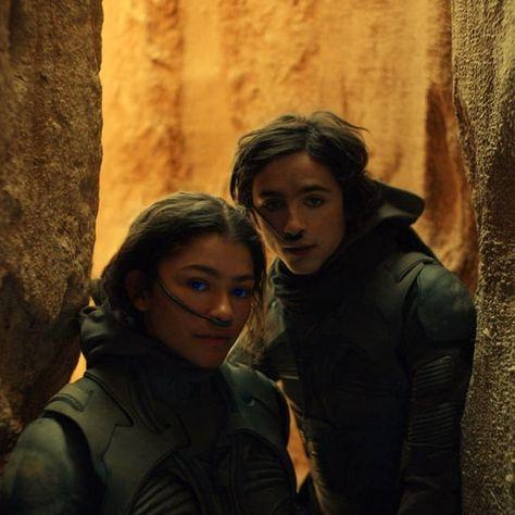 Dune: Paul Atreides and Chani's Relationship, Explained
