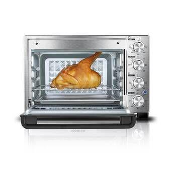 Countertop Convection Rotisserie Oven Rotisserie Oven Countertop Oven Stainless Steel Oven