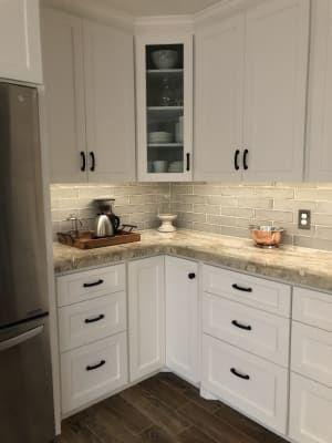 Castle Hazy Trail 3x12 Ceramic Tile Home Decor Kitchen Kitchen