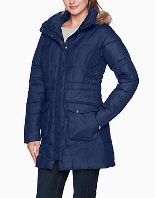eBay Ad) Columbia Women's Lone Creek Mid Insulated Hooded