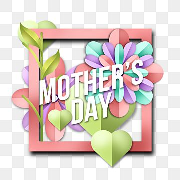 Happy Mothers Day Colorfull Templates Element Mother Mothers Day Happy Png Transparent Clipart Image And Psd File For Free Download In 2021 Happy Mother S Day Card Happy Mothers Day Happy Mothers
