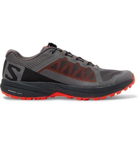 Salomon Xa Elevate Gore Tex Trail Running Sneakers Salomon Shoes Running Sneakers Sneakers Gore Tex