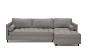 Eliot Sleeper Sectional Sectional Sofa Couch Modern Sofa Bed