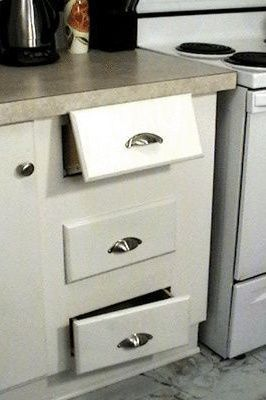Replacing Drawer Slides Extreme How To Home Improvement In 2020 Drawer Repair Diy Drawers Kitchen Drawers