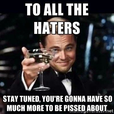 Bully Bye How To Handle Haters In Your Etsy Business Hater Quotes Funny Quotes About Haters Talking Behind My Back Quotes