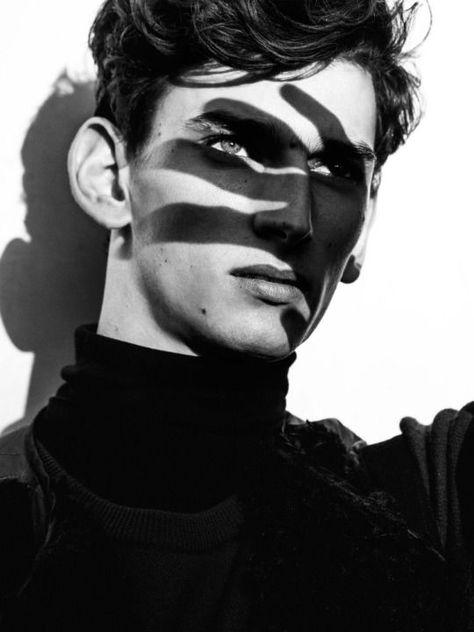 Portrait Photography Inspiration : Thibaud Charon by Emmanuel Giraud