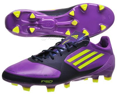 Adidas F50 ADIZERO TRX FG Womens Soccer Cleats (New), Purple/Yellow  http://www.gearhouseclearance.com/servlet/the-Shoes-%26-Cleats-cln-Soccer-Clea\u2026