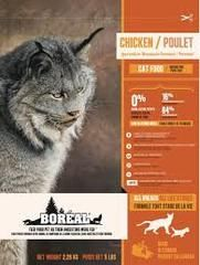 Boreal Grain Free Chicken Cat Food Cat Food Canned Cat Food