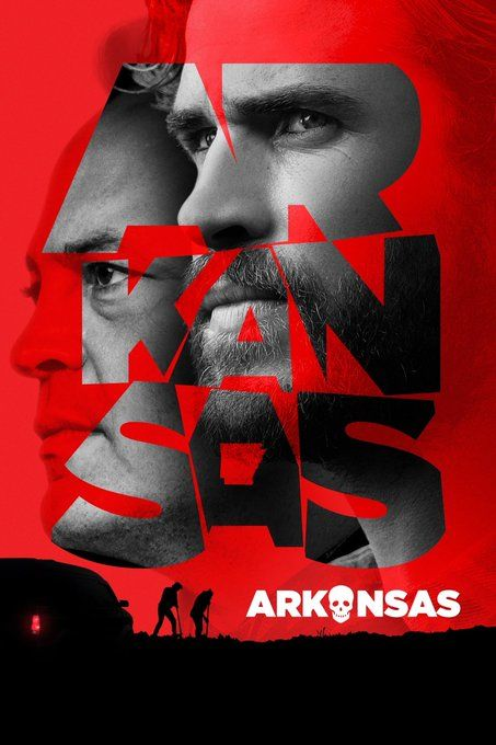 Posters De Cine Los Mejores 20 Carteles De Películas Arkansas Liam Hemsworth Vince Vaughn