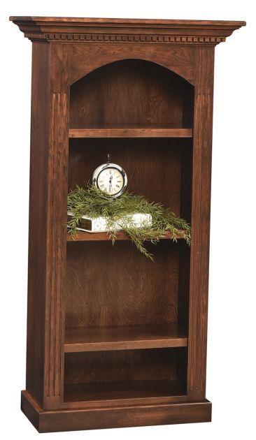 Conklin Bookshelf Bookshelves Amish Furniture Stylish Office Furniture