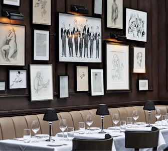 100 Best Wine Restaurants 2012 – Crown in NYC